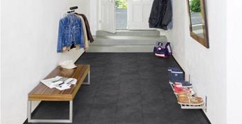 Podlaha vhodná do chodby
